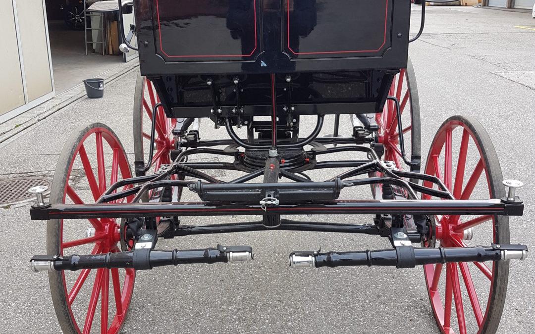 Spider Turnierwagen